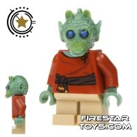 LEGO Star Wars Mini Figure - Wald (firestartoys, 2013)