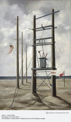 Tristram Hillier, Pylons (1933)