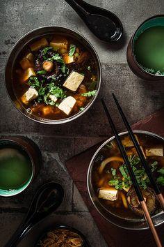 Grundrezept für Miso Suppe
