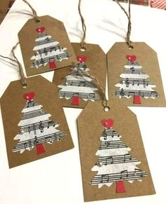 Cute handmade tags for Christmas presents! Best Picture For christmas rustic For Your Taste You are looking for something, and it … Diy Christmas Tags, Christmas Gift Wrapping, Christmas Projects, Handmade Christmas, Christmas Time, Christmas Gift Labels, Holiday Gift Tags, Christmas Ideas, Handmade Gift Tags