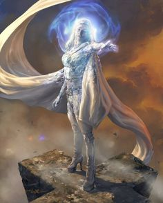 Emma Frost - Aleksi Briclot