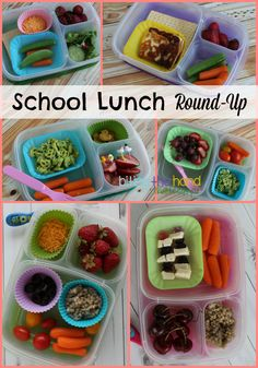 School (and Toddler) @Easylunchboxes School lunches.
