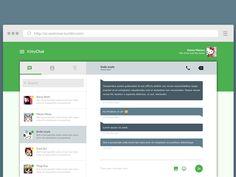 Web Chat App  by Sashoto Seeam