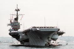 USS Ranger so fancy ...
