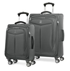 Travelpro Inflight 2 Piece Spinner Luggage Set >>> Don't get left behind, see this great outdoor item : Travel luggage