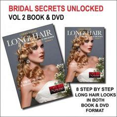 d. BRIDAL SECRETS UNLOCKED BOOK & DVD COMBO