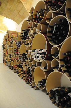 Eco-Friendly Wine Rack Esigo 8 di ESIGO | Manufacturer references