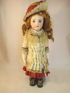 Antique French Bisque Doll Rare #1 BRU Jne Chevrot Hinged Label Body Cork Pate | Dolls & Bears, Dolls, Antique (Pre-1930) | eBay!
