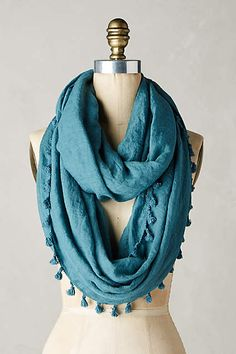 Casco Infinity Scarf - anthropologie.com