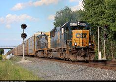 Csx Transportation, New London, Larry, Trains, Ohio, Columbus Ohio, Train