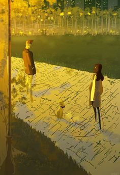 Electric Lights by PascalCampion
