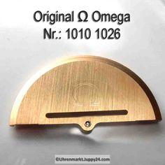Omega Rotor NEU aus Lagerbestand Part Nr. Omega 1026 Cal. 1010 1011