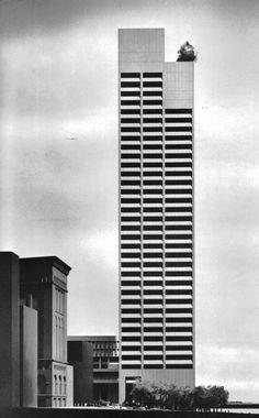 Office Building, Government Center, Boston, Massachusetts, 1965-69 (Edward Larrabee Barnes)