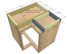Kitchen Cabinet Plans - Woodwork City Free Woodworking Plans ...