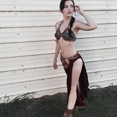 Pin for Later: 34 Crazy Cool Star Wars Costume Ideas Princess Leia