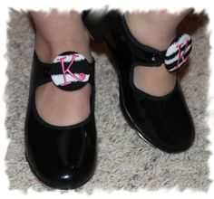 Custom Personalized Tap Dance Shoes Ties by customdesignshoppe, $8.99