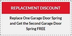 Potomac Garage Solutions Promotion!