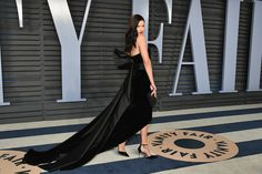 Adriana Lima - The Best Dressed At The 2018 Oscars After Parties - Photos
