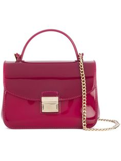 7031e7e69923b Furla Candy Sugar Crossbody Bag - Farfetch. TaschenRosa ...