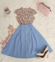 Gostei da roupa Waist Skirt, High Waisted Skirt, High Waist Skirt