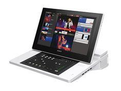 ソニー、タッチパネル操作のライブ映像制作機器「Anycast Touch」を発売。ネット配信にも対応