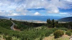 Looking down on Puerto De La Cruz GoTimeshare (@gotimeshare) |
