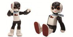 Lab Robot - Modellismo, Giocattoli e Robotica: Modificare Robi - Camminata prolungata