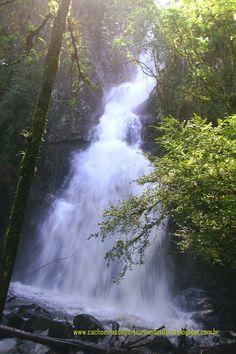 Cachoeira Cintura de Noiva. CACHOEIRAS DE PORTO UNIÃO DA VITÓRIA - SC/PR: CACHOEIRA CINTURA DA NOIVA & SANTUÁRIO