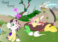 keep_calm_and_flutter_on_by_inkwell_pony-d5s4gl1.png (2292×1667) Fluttercord + Daughter