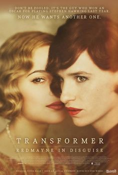 The Oscar Nominations 2016 for The Danish Girl: Best Actor, Supporting Actress