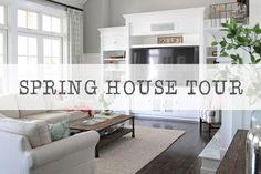 Laundry Room Re-fresh! - The Sunny Side Up Blog Home Design Decor, Küchen Design, Paint Colors For Home, House Colors, Formal Living Rooms, Living Room Decor, Techno, Layout, House Blueprints