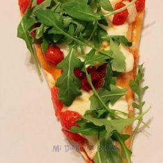 Delicioso Pastel de zapallo italiano, una manera sencilla de preparar y perfecto como acompañamiento.