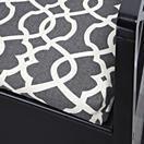 KSP Smith 'Emory Pewter' Bench Cushion (Grey)