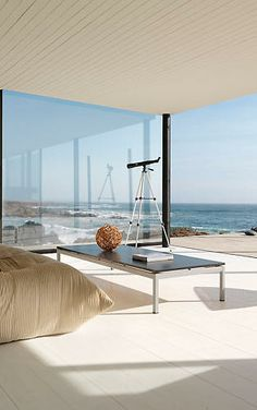 1 | A Minimalist Seaside Home, With Built-In Wind Protection | Co.Design | business + design