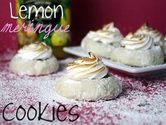 Lemon Meringue Cookies