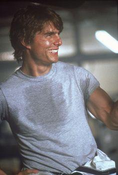 Sure wish he'd sweat on me. ;)