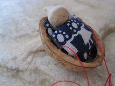A Polar Bear's Tale: 'Christkindlein' ornaments