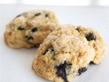Blueberry Scones: American makeover for a British classic