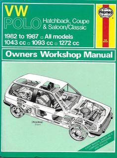 (813) VW Polo 1982-1987