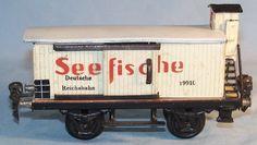Märklin 19910 Seefischwagen, Spur 0, 30er (33175)