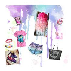 """AlexMax1"" by maksimovasasha on Polyvore Fashion, pink, style"