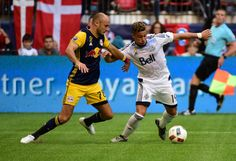 Red Bulls To Face Whitecaps In Concacaf Champions League