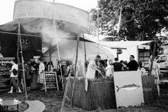 Somersault Festival Campfire Feasts & Field Kitchen #Devon #England #UK