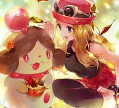 ... sobre Pokemon XY: Serena no Pinterest | Pokemon, Cosplay e Tênis