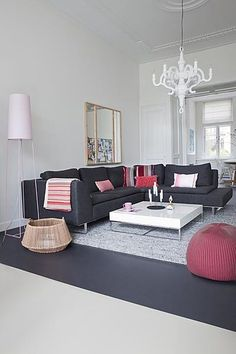 These are the ideas for living room paint colors, find your own personality color for the living room. The living room is not just personal space. Grey Living Room Sets, Living Room Paint, Living Room Colors, Paint Colors For Living Room, Living Room Decor, Living Room Interior, Living Room Grey, Trending Decor, Living Room Ornaments