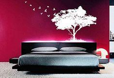 Wall Vinyl Sticker Decals Mural Room Design Pattern Art B...