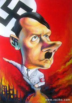 Adolf Hitler (medium)