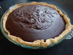 Grandma's Chocolate Pie – Easy Recipes