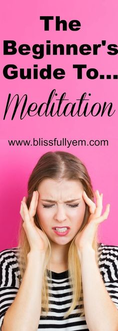 Meditation is key to maintaining positive mental health. Learn how to get started today!
