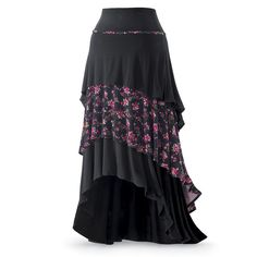 Vintage Tiered Skirt - Women's Clothing & Symbolic Jewelry – Sexy, Fantasy, Romantic Fashions